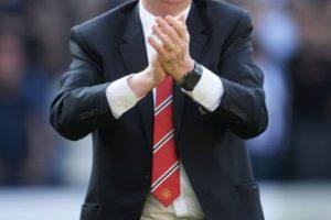 El retirado entrenador del Manchester United desembolsó 465 millones de euros para fichar, entre otros futbolistas más, a figuras como Cristiano Ronaldo. Foto:Getty Images. Imagen Por: