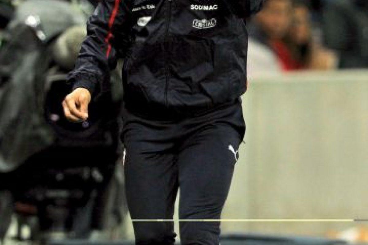 Con la Universidad de Chile obtuvo tres títulos de forma consecutiva. También obtuvo la Copa Sudamericana 2011 sin perder un solo encuentro. Foto:Getty Images. Imagen Por: