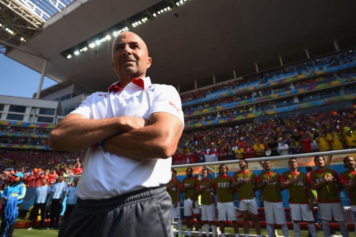 Jorge Sampaoli le dio a Chile su primera Copa América de la historia. Venció en la final a Argentina en penales. Foto:Getty Images. Imagen Por:
