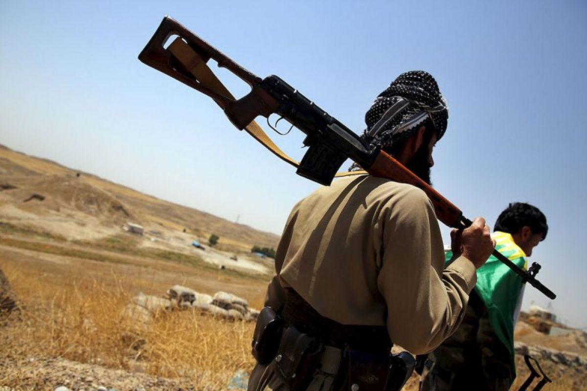 2. En 2013 Turquía y el PKK llegó a un acuerdo de cese de fuego como parte de sus conversaciones de paz. Foto:Getty Images. Imagen Por: