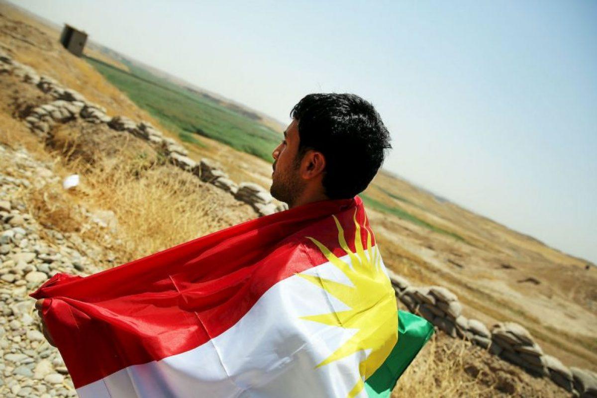 3. Desde la pasada semana Siria ha bombardeado a ISIS y al PKK. Foto:Getty Images. Imagen Por: