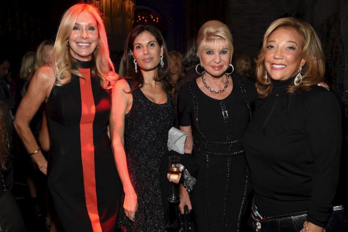 """También partició en la película """"The First Wives Club"""" Foto:Getty Images. Imagen Por:"""