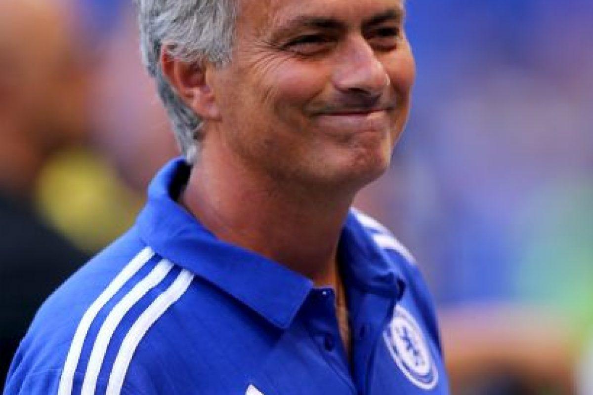 1. Jose Mourinho Foto:Getty Images. Imagen Por: