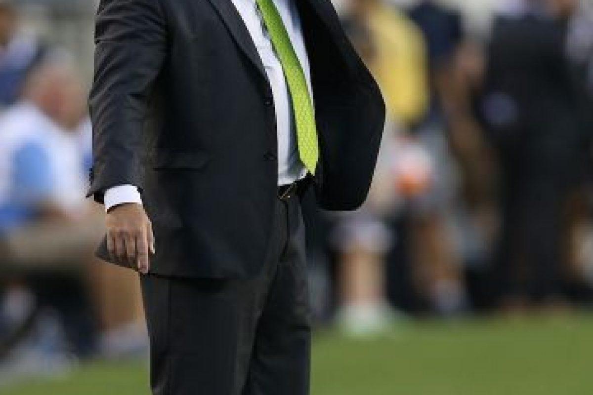 Miguel Herrera, técnico de la Selección mexicana de fútbol Foto:Getty Images. Imagen Por:
