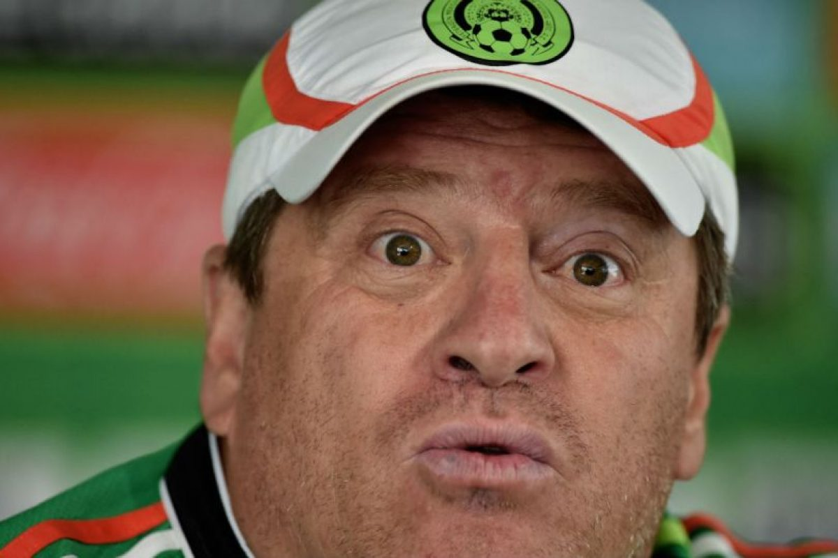 Miguel Herrera fue despedido como entrenador de México. Foto:AFP. Imagen Por: