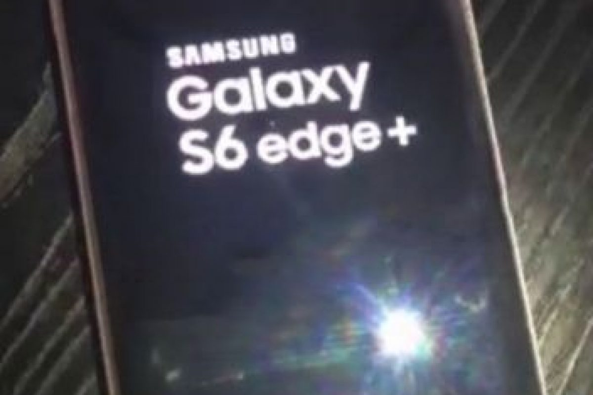 Galaxy S6 Edge Plus Foto: mobilefun.co.uk. Imagen Por: