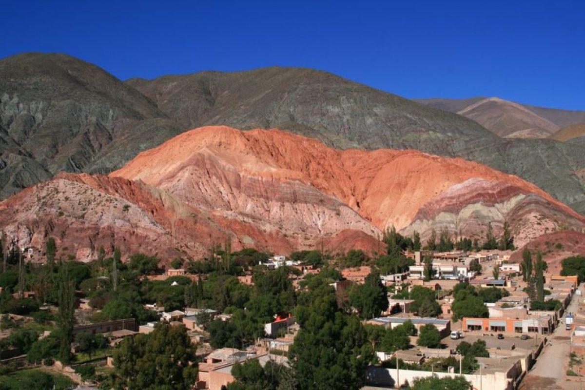 En 2003 la quebrada fue declarada Patrimonio Cultural y Natural de la Humanidad por la ONU. Foto:Vía flickr.com. Imagen Por: