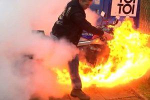 Se incendió… Foto:Vía youtube/LM. Imagen Por: