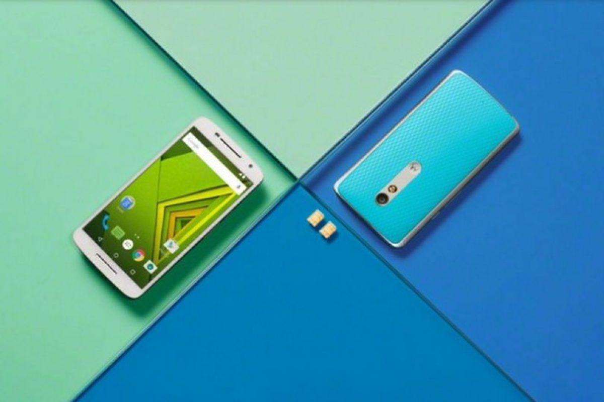 Sistema operativo: Android 5.1.1 Lollipop. No es sumergible en agua Foto:Motorola. Imagen Por: