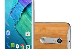 Almacenamiento interno: 32 GB ampliable vía microSD Foto:Motorola. Imagen Por: