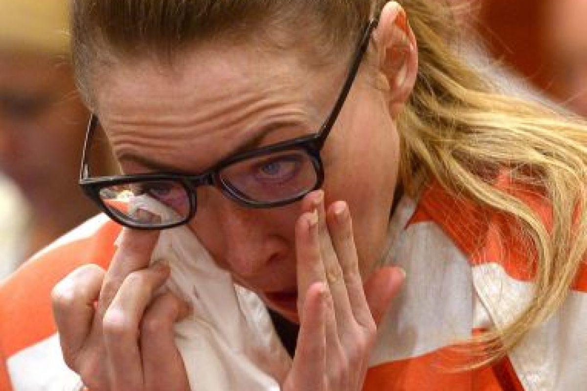 A través de Facebook hay una página de apoyo a la maestra Foto:AP. Imagen Por: