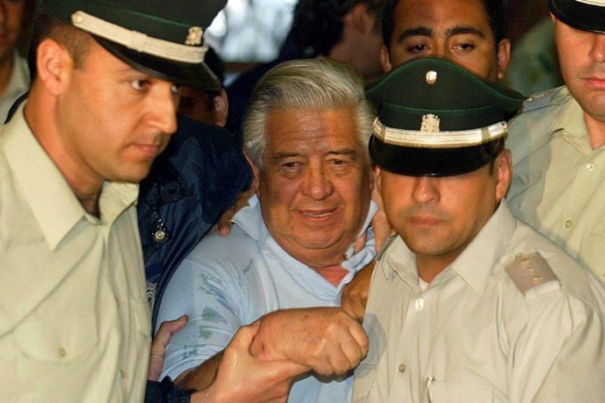 """Manuel """"Mamo"""" Contreras Sepúlveda Foto:AFP. Imagen Por:"""