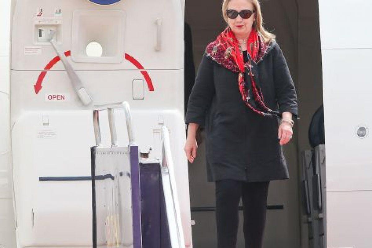 4. Recientemente prometió instalar 500 millones de paneles solares si resulta como presidenta de Estados Unidos. Foto:Getty Images. Imagen Por:
