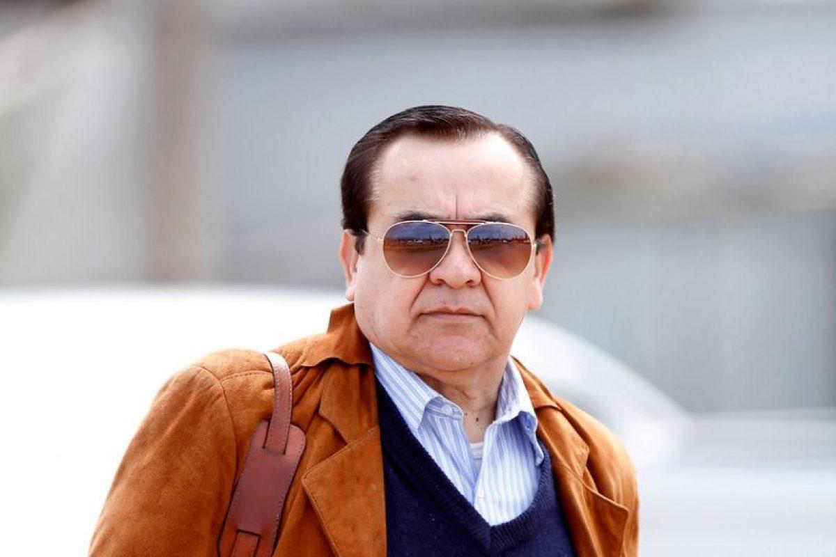 René López, ex abogado de Manuel Contreras Foto:Agencia Uno. Imagen Por: