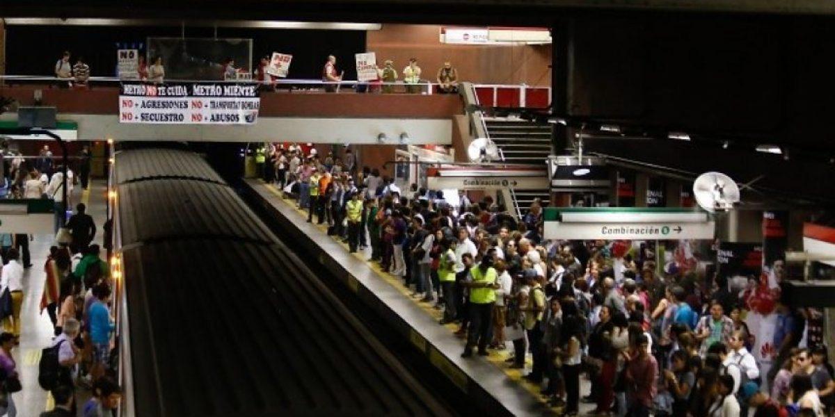 Operadores de Metro no descartan futuras movilizaciones