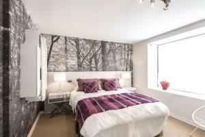 Dormitorio Principal Mirador del Valle. Imagen Por: