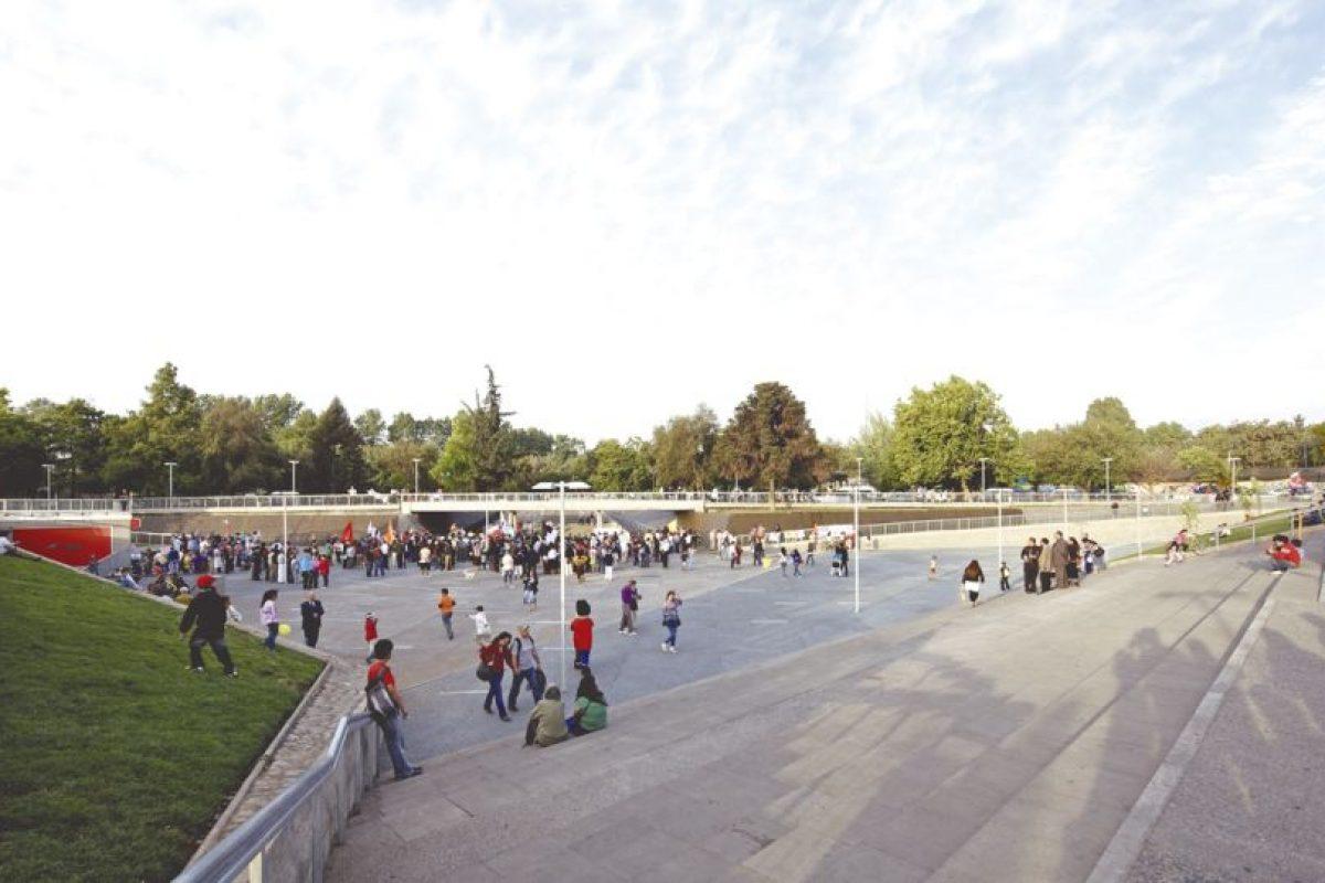Plaza Maipú. Imagen Por: