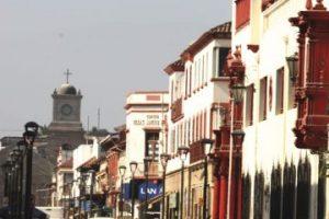 Calle céntrica. Imagen Por: