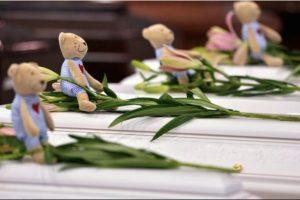 Los médicos no encontraron signos vitales, pero antes de que su cuerpo llegara a la funeraria, el pequeño despertó y de inmediato fue instalado en una unidad de cuidados intensivos Foto:Getty Images. Imagen Por: