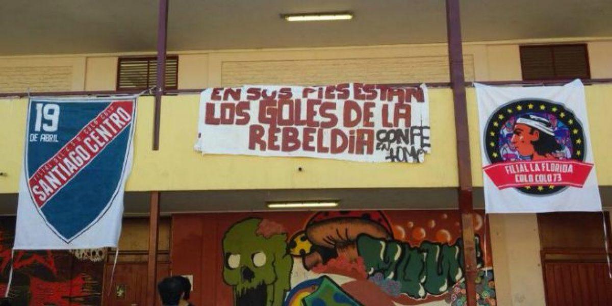 Columna de Colo Colo: Los goles de la rebeldía