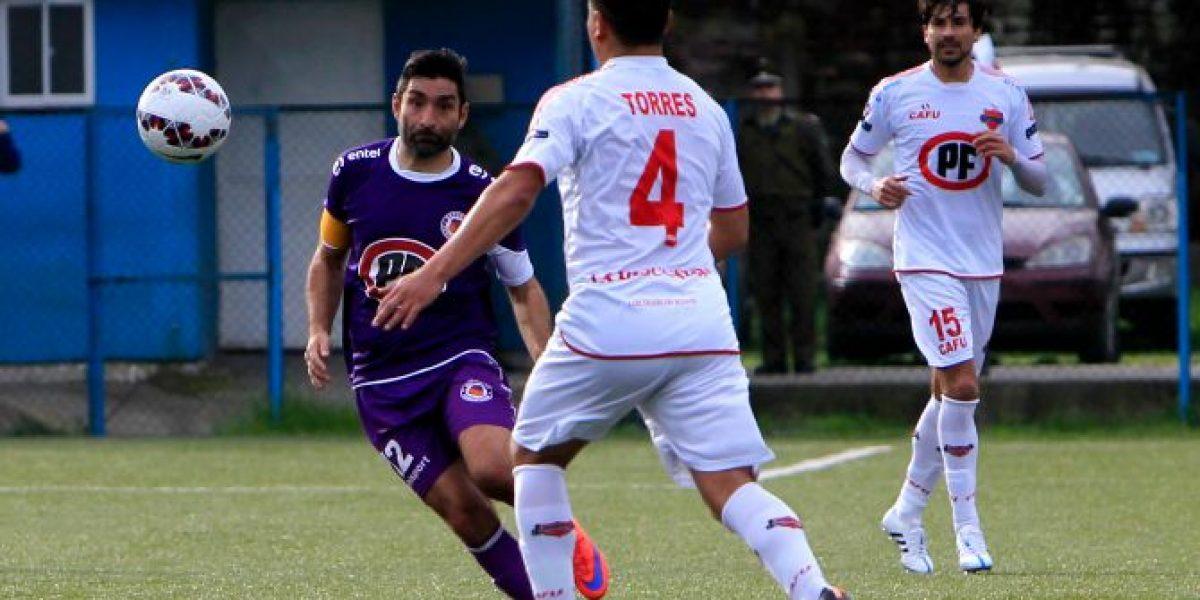 Deportes Concepción batió a Ñublense y sigue con opciones de clasificar