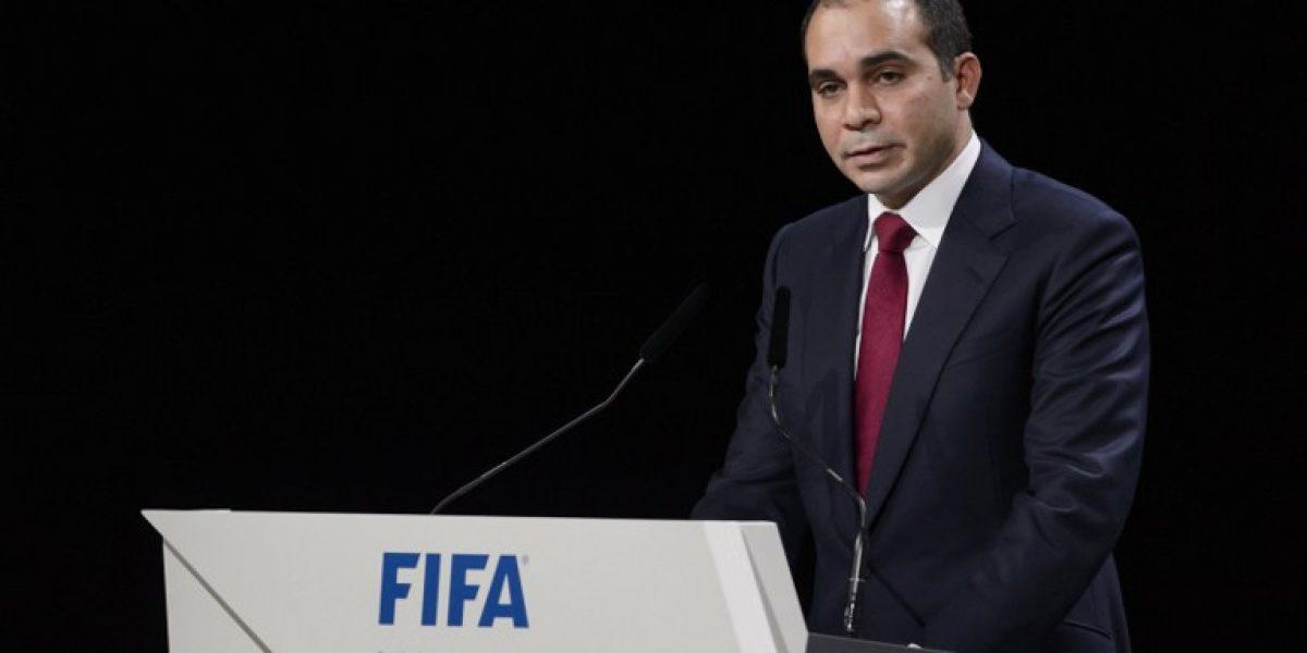 Príncipe Ali advirtió que Platini representa la misma cultura que Blatter