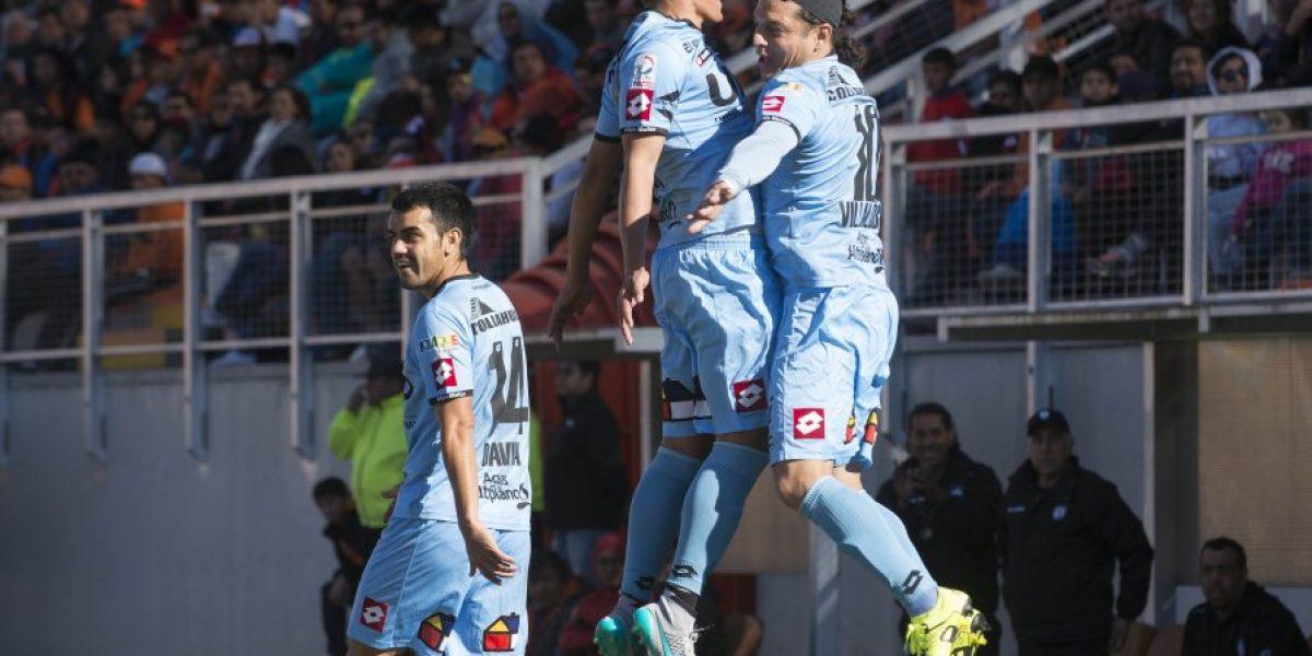 Iquique venció a Cobreloa y clasificó a los octavos de final de Copa Chile