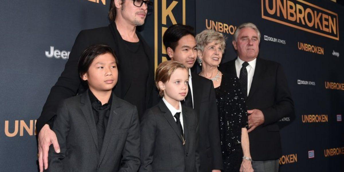 Hija adoptiva de Angelina Jolie quiere regresar con su madre biológica
