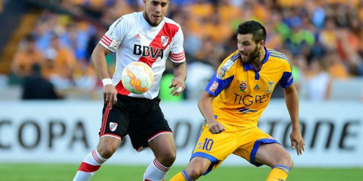 Así vivimos el empate ente Tigres y River por la Libertadores