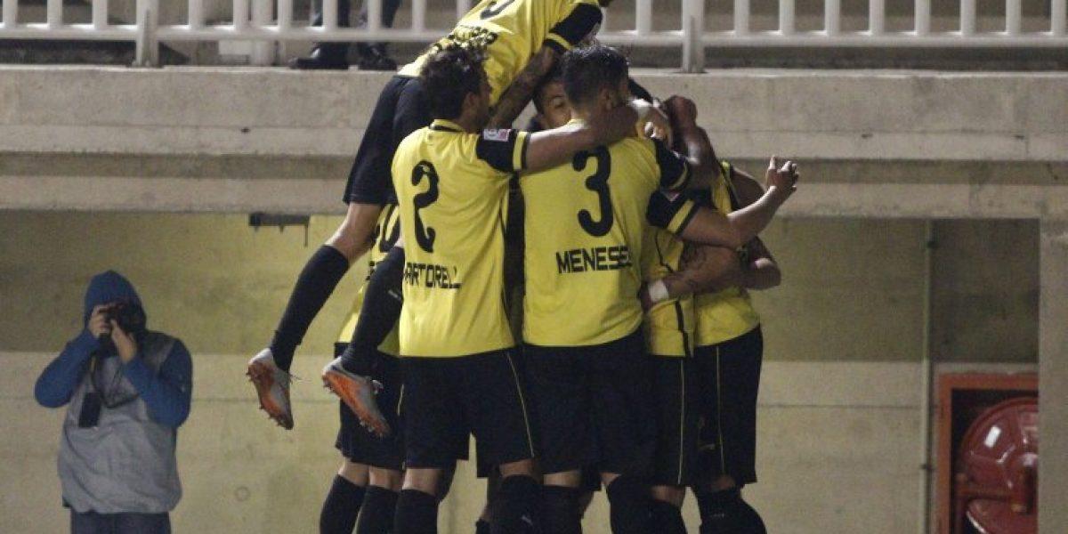 San Luis de Quillota iguala con Wanderers y avanza en la Copa Chile