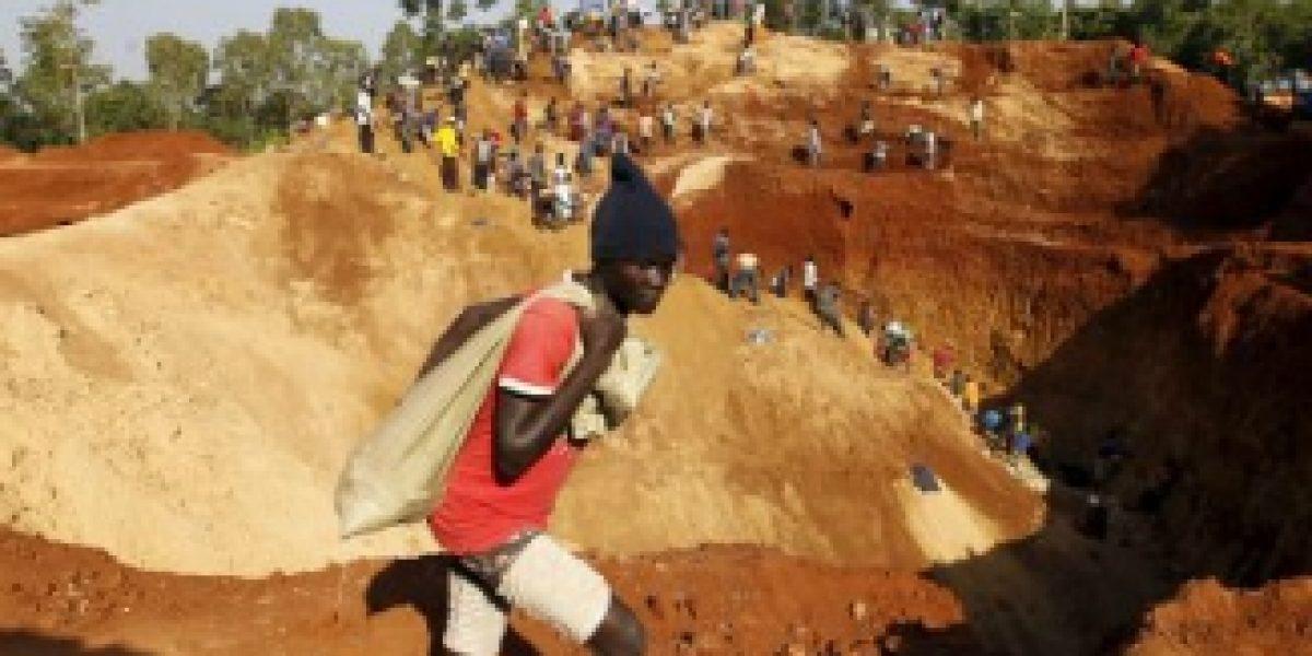 El pueblo de los ancestros de Obama que vive de una mina de oro