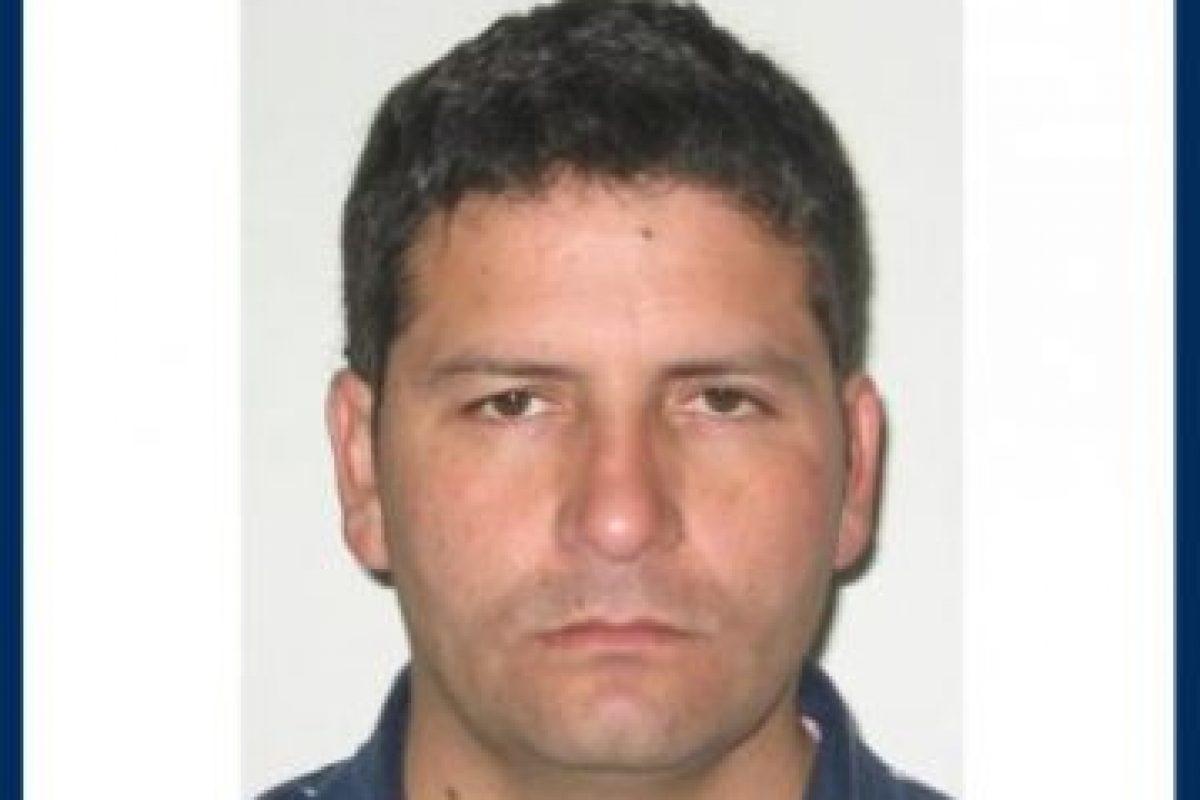 """""""El Turista"""", uno de los 10 lanzas más buscados del Metro, el cual fue detenido. Foto:PDI. Imagen Por:"""