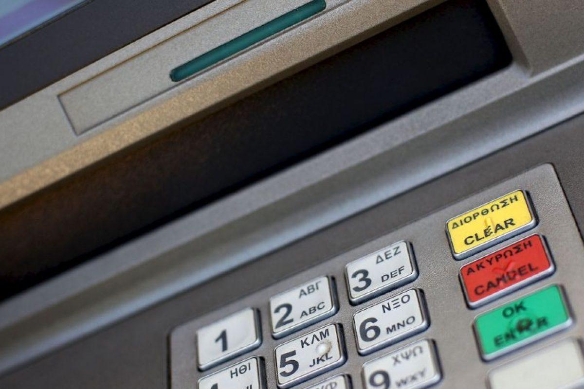La falla presentada en marzo de 2014 pudo haber afectado a casi al 95% de los cajeros automáticos del mundo Foto:Getty Images. Imagen Por: