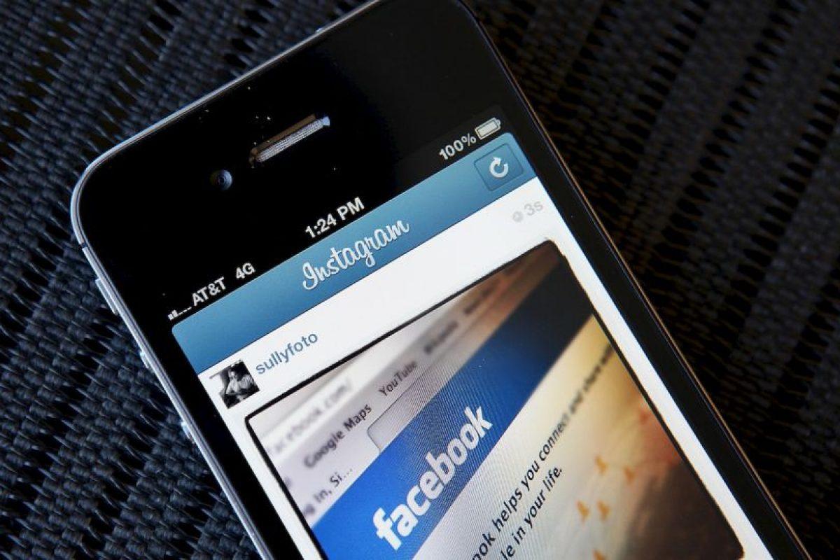 Instagram: al tomar una foto, esta se guarda en el dispositivo Foto:Getty Images. Imagen Por: