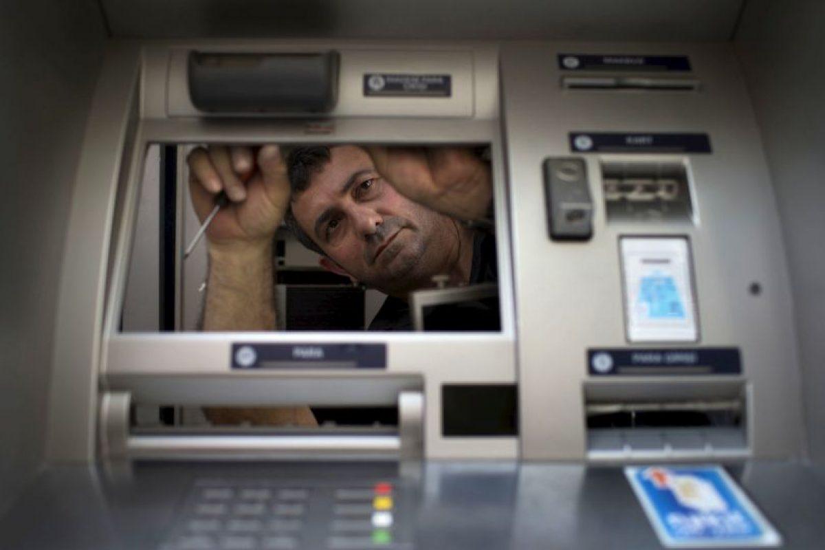 Esta práctica aprovecha una vulnerabilidad de Windows XP, anterior soporte oficial de estos aparatos Foto:Getty Images. Imagen Por: