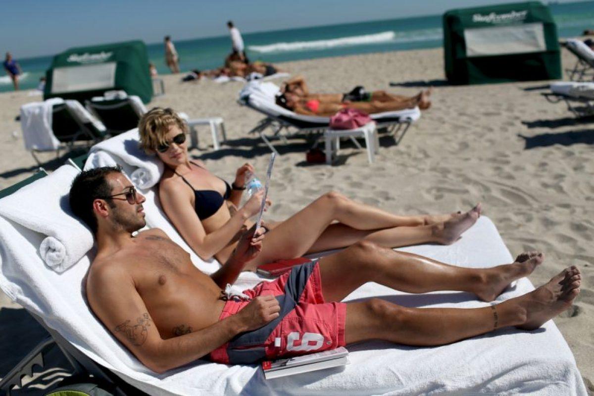 El atentado estaba planeado en una playa de Florida. Foto:Getty Images. Imagen Por: