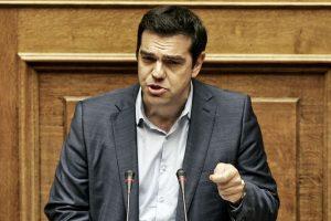 Alexis Tsipras mantuvo su popularidad Foto: Getty Images. Imagen Por: