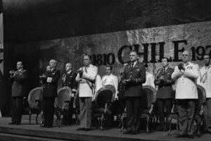 Inició el 11 de septiembre de 1973 con el golpe de estado que derrotó a Salvador Allende Foto:Wikimedia.org. Imagen Por: