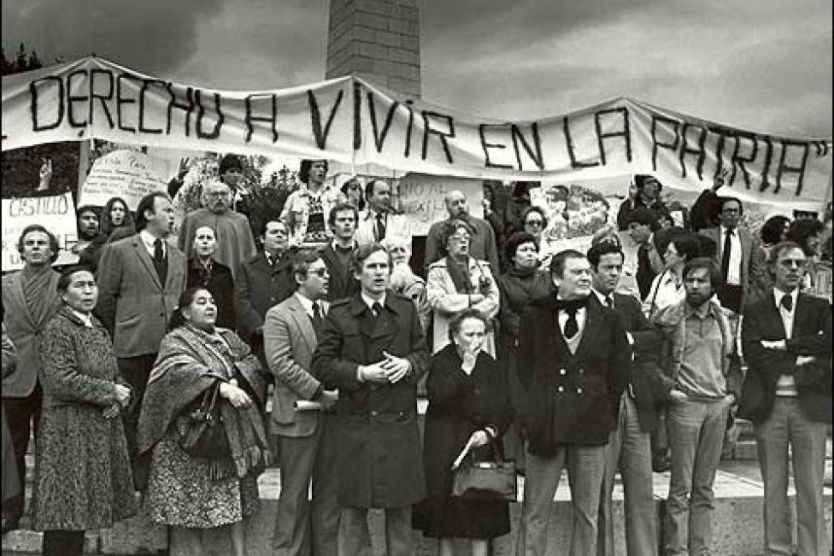 Y concluyó el 11 de marzo de 1990 Foto:Wikimedia.org. Imagen Por: