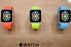 """""""Digital Touch"""" está contemplada como una nueva característica del watchOS 2.0, la cual mejorará la forma de enviar un correo electrónico o mensajes de texto Foto:Getty Images. Imagen Por:"""