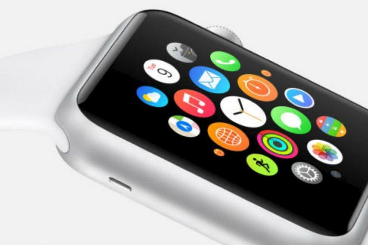 """El Apple Watch 2 parecerá un dispositivo digno del """"Agente 007"""" con una cámara para videollamadas y selfies Foto:Apple. Imagen Por:"""