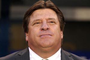 Herrera expresó su desasiego por abandonar su puesto en un comunicado en el que también expresó disculpas. Foto:vía Getty Images. Imagen Por:
