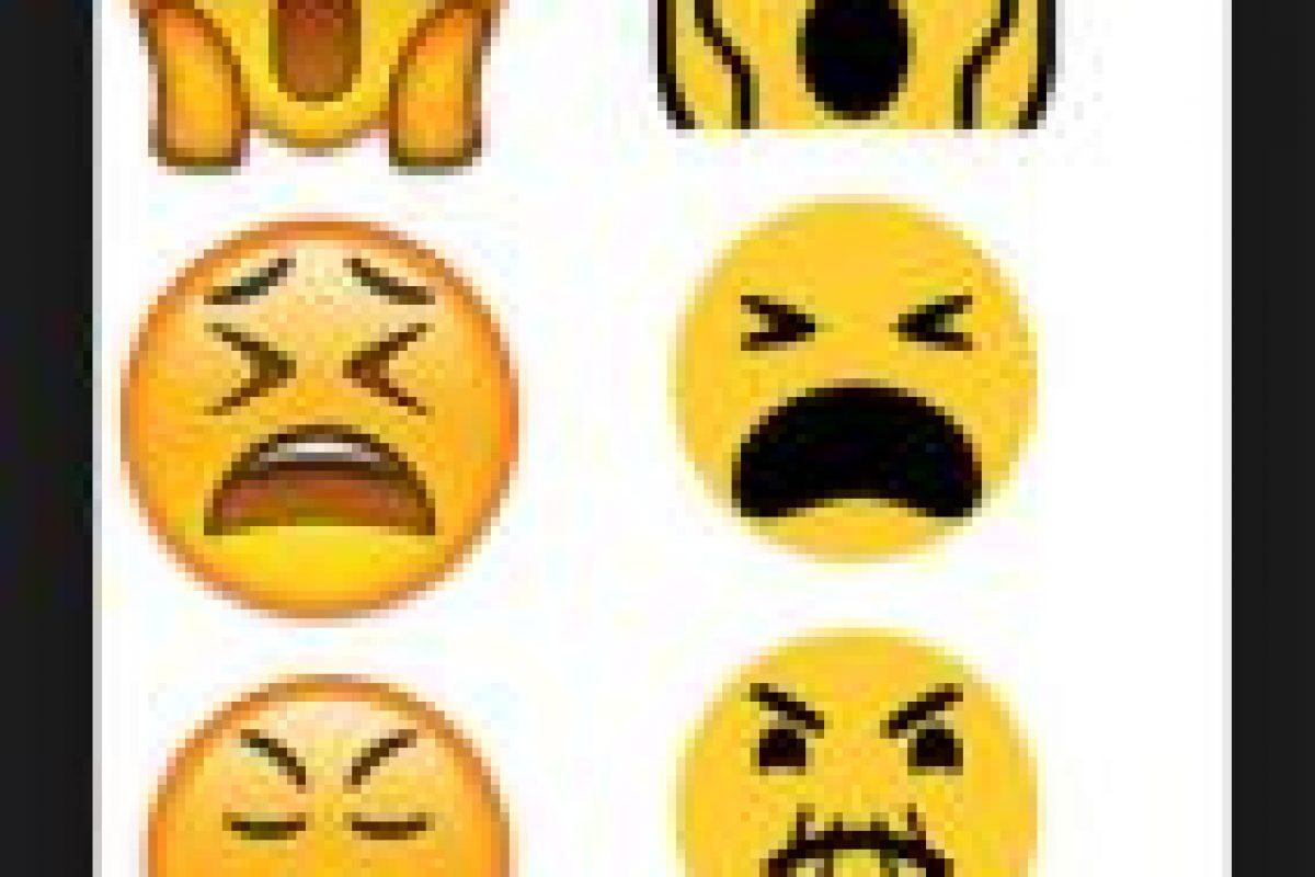 Aquí está la comparativa con los emojis de Apple y Microsoft Foto:Emojipedia. Imagen Por:
