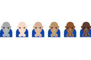 La diversidad de razas se encuentra presente en la mayoría de las las figuras humanas Foto:Emojipedia. Imagen Por: