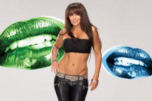 Además de dedicarse a la lucha libre, también se desempeñaba como bailarina y modelo profesional. Foto:wwe.com. Imagen Por: