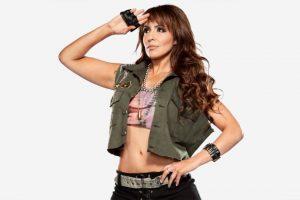 Fue campeona de las Divas de la WWE y también obtuvo el Campeonato Femenino de la WWE. Foto:wwe.com. Imagen Por: