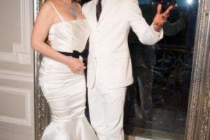 Mariah Carey y sus eternos vestidos de boda baratos. Foto:vía Getty Images. Imagen Por: