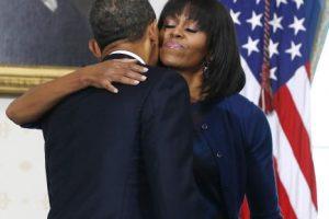 También aseguraron que la imagen provocó celos en la primera dama, Michelle Obama. Foto:Getty Images. Imagen Por: