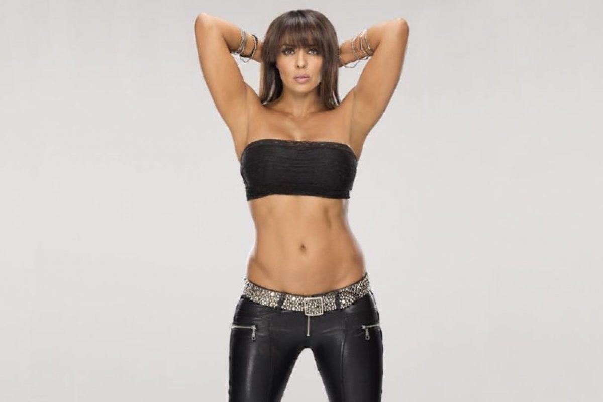 """En la WWE se le conocía sólo como """"Layla"""". Foto:wwe.com. Imagen Por:"""