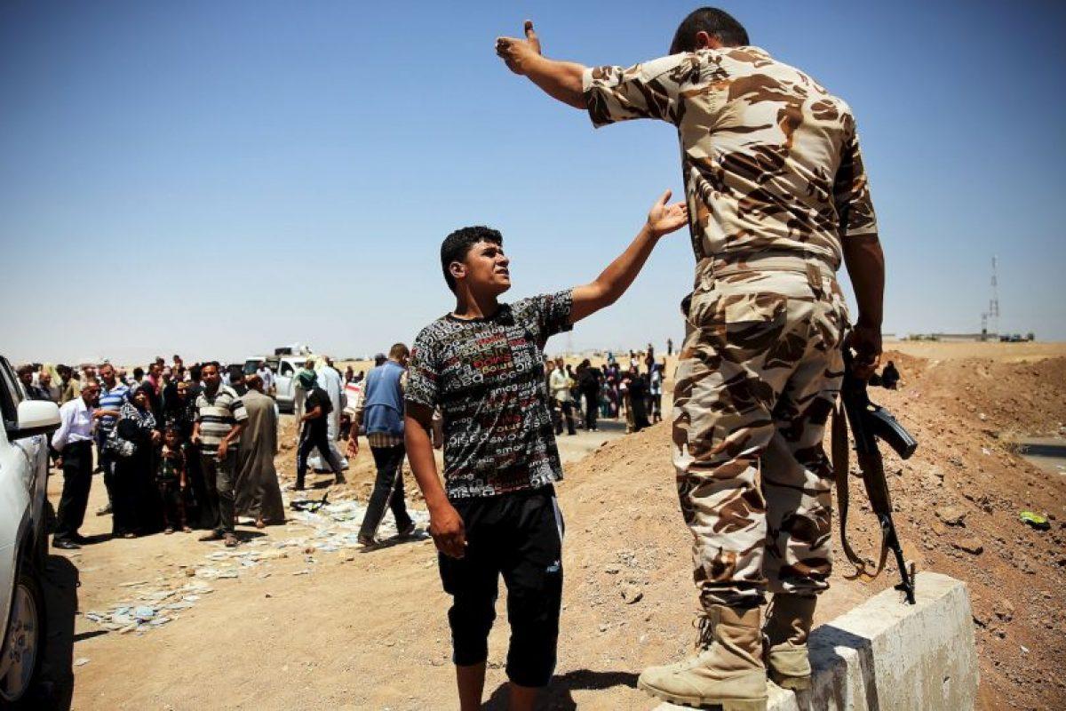 El programa busca concientizar al espectador de las difíciles situaciones que viven las personas que se encuentran en territorios como Siria Foto:Getty Images. Imagen Por: